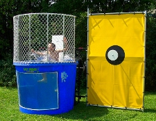 Deluxe Dunk Tank